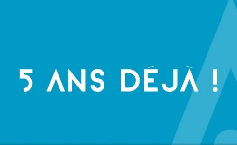vidéo 5 ans de la marque Aix les Bains Riviera des Alpes